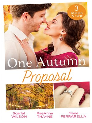 cover image of One Autumn Proposal